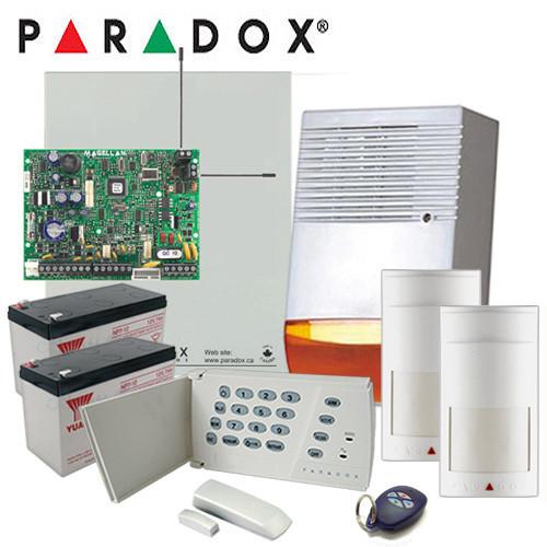 Kit wirless sistem antiefractie Paradox