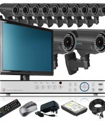 Kituri supraveghere video